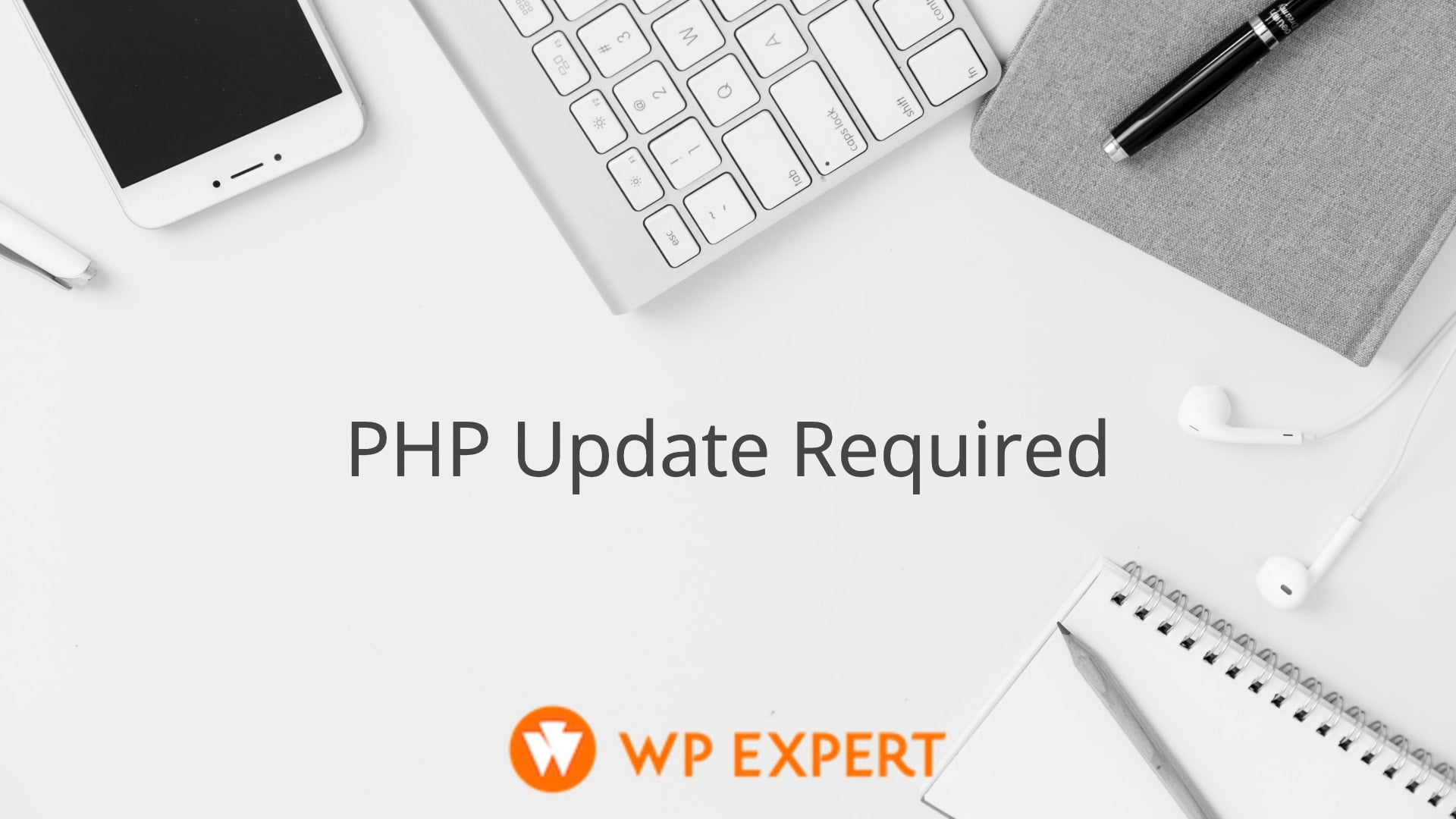 PHP Update Required