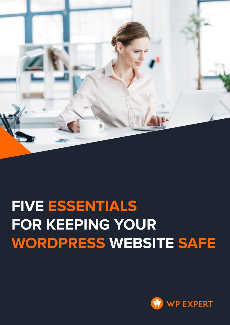 Five-Essentials-Ebook-WordPress-WP-Expert